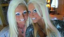 fake blonde